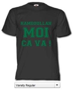 Hamdoullah Moi ça va !