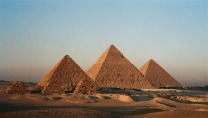 Le mystère des Pyramides