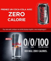 Coca ou Red Bull ?
