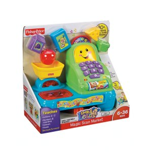 Shopping Register Fisher Price