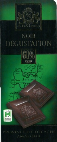 Noir Degustation 60