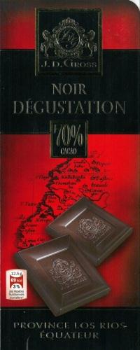 Noir Degustation 70