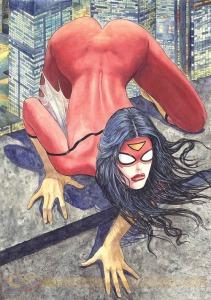 Spider Woman Manara