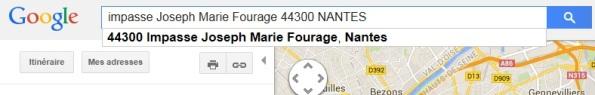 Recherche GoogleMaps