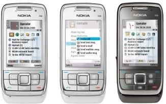 Nokia E66 x3