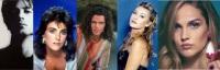 Raf / Laura Branigan / Ricky Martin / Sheila / Camille Lou