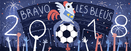 Bravo Les Bleus