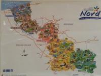 Destinations touristiques département du Nord